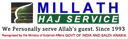 Haj service india, hajj umrah packages 2014